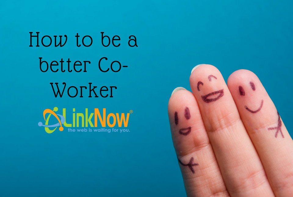 what makes a good co worker
